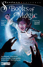 Image: Books of Magic Vol. 02: Second Quarto SC  - DC - Black Label