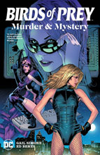 Image: Birds of Prey: Murder and Mystery SC  - DC Comics