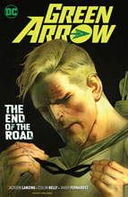 Image: Green Arrow Vol. 08: The End of the Road SC  - DC Comics