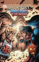 Image: Injustice vs. Masters of the Universe SC  - DC Comics