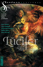 Image: Lucifer Vol. 02: The Divine Tragedy SC  - DC - Black Label