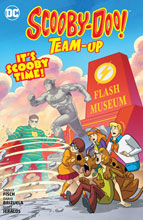 Image: Scooby-Doo Team Up: It's Scooby Time! SC  - DC Comics