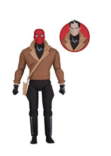 Image: Batman: The Adventures Continues Action Figure - Red Hood  - DC Comics