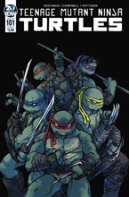 Image: Teenage Mutant Ninja Turtles #101 (cover A - Campbell) - IDW Publishing