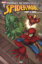 Image: Marvel Action Classics: Spider-Man Two-In-One  - IDW Publishing