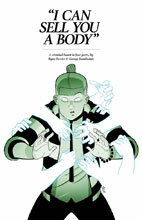 Image: I Can Sell You a Body #1 - IDW Publishing