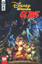 Image: Disney Afternoon Giant #8 - IDW Publishing