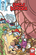 Image: Uncle Scrooge #52 (cover A - Mazzarello) - IDW Publishing