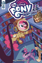 Image: My Little Pony: Friendship Is Magic #85 (incentive 1:10 cover - Neofotistou) - IDW Publishing