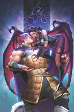 Image: Dungeons & Dragons: Infernal Tides #2 (cover A - Dunbar) - IDW Publishing