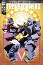 Image: Transformers #16 (cover A - Howell) - IDW Publishing