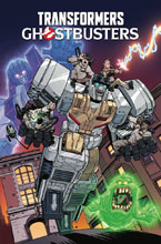 Image: Transformers / Ghostbusters Vol. 01: Ghosts of Cybertron SC  - IDW Publishing