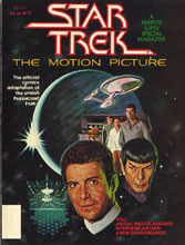 Image: Star Trek: The Motion Picture Facsimile Edition  - IDW Publishing