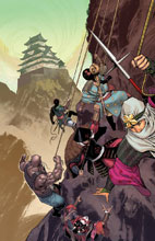 Image: Rising Sun #2 (cover A - Coccolo) - IDW Publishing
