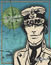 Image: Corto Maltese: Ballad of the Salty Sea GN  - IDW Publishing
