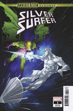 Image: Annihilation: Scourge - Silver Surfer #1 (variant cover - Yildrim) - Marvel Comics