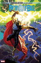 Image: Annihilation: Scourge - Beta Ray Bill #1 - Marvel Comics
