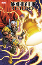 Image: Annihilation: Scourge - Beta Ray Bill #1 (variant cover - Zircher) - Marvel Comics