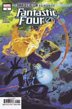 Image: Annihilation - Scourge: Fantastic Four #1 - Marvel Comics