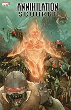 Image: Annihilation - Scourge: Fantastic Four #1 (variant cover - Noto) - Marvel Comics