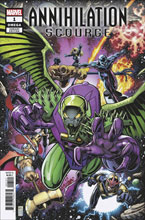 Image: Annihilation - Scourge Omega #1 (variant cover - Art Adams) - Marvel Comics