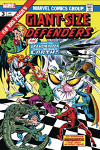 Image: Giant-Size Defenders #3 (Facsimile edition) - Marvel Comics