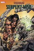 Image: Conan: Serpent War #1 (incentive 1:25 cover - Neal Adams) - Marvel Comics