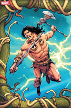 Image: Conan: Serpent War #1 (variant connecting cover - Camuncoli virgin) - Marvel Comics