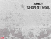Image: Conan: Serpent War #1 (incentive 1:200 cover - Stone) - Marvel Comics