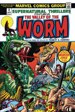 Image: True Believers: Conan - Serpent War, Valley of Worm #0 - Marvel Comics
