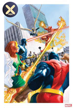 Image: X-Men #3 (DX) (incentive Marvels 25th cover - Alex Ross) - Marvel Comics