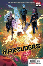 Image: Marauders #3 (DX) - Marvel Comics