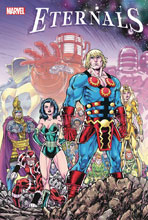 Image: Eternals: Secrets from the Marvel Universe #1 - Marvel Comics