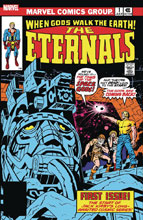 Image: Eternals Facsimile Edition #1  [2019] - Marvel Comics