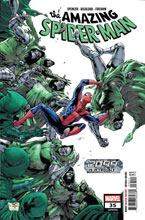 Image: Amazing Spider-Man #35 (2099) - Marvel Comics