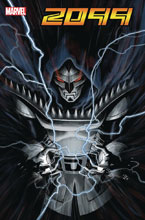 Image: Doom 2099 #1 (incentive 1:25 cover - Fiumara) - Marvel Comics