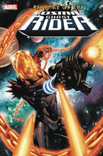 Image: Revenge of Cosmic Ghost Rider #1 (incentive 1:25 cover - Gorham) - Marvel Comics