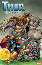 Image: Thor: The Worthy #1 (variant cover - Simonson) - Marvel Comics