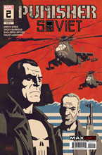 Image: Punisher: Soviet #2 - Marvel Comics
