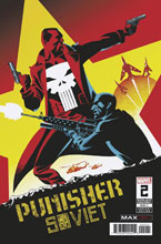 Image: Punisher: Soviet #2 (incentive 1:25 cover - Artist) - Marvel Comics
