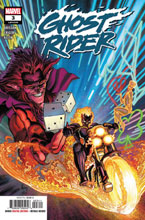 Image: Ghost Rider #3 - Marvel Comics