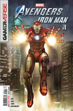 Image: Marvel's Avengers: Iron Man #1 - Marvel Comics