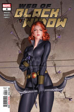 Image: Web of Black Widow #4 - Marvel Comics
