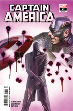 Image: Captain America #17 - Marvel Comics