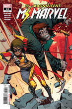 Image: Magnificent Ms. Marvel #10 - Marvel Comics