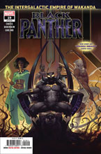 Image: Black Panther #19 - Marvel Comics