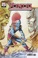 Image: Yondu #3 (incentive 1:25 cover - McCrea) - Marvel Comics