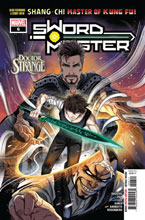 Image: Sword Master #6 - Marvel Comics