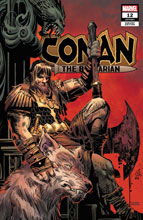 Image: Conan the Barbarian #12 (incentive 1:25 cover - Garney)  [2019] - Marvel Comics