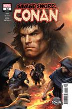 Image: Savage Sword of Conan #12 - Marvel Comics